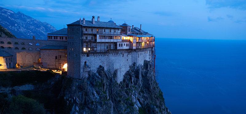 Monastero-Monte-Athos
